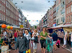 Amsterdam city guide | Travel | The Guardian Budget shopping