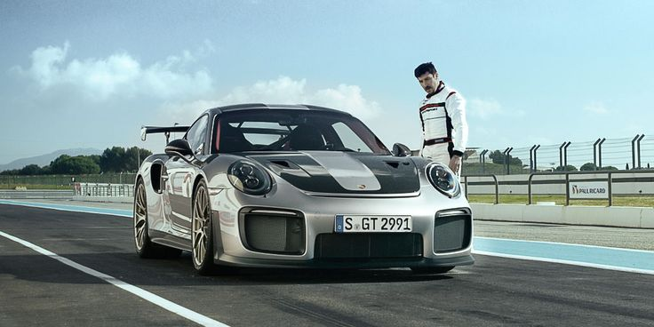 Sans concession. La nouvelle 911 GT2 RS. | Porsche France