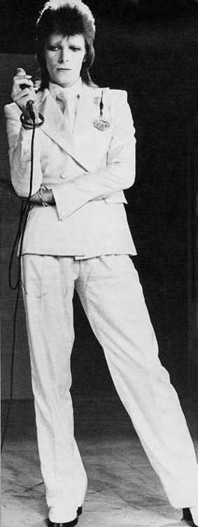 David Bowie, Aladdin Sane period