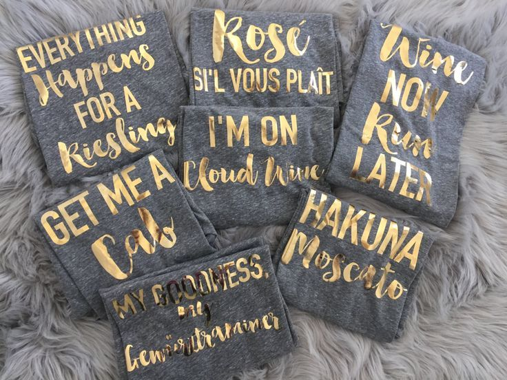 Wine Lover Phrases T-shirt Tunic - Gold Foil // Birthday shirt // Bachelorette // Gift for her // Long tee //  Wine Lover by LuxeTees on Etsy ...