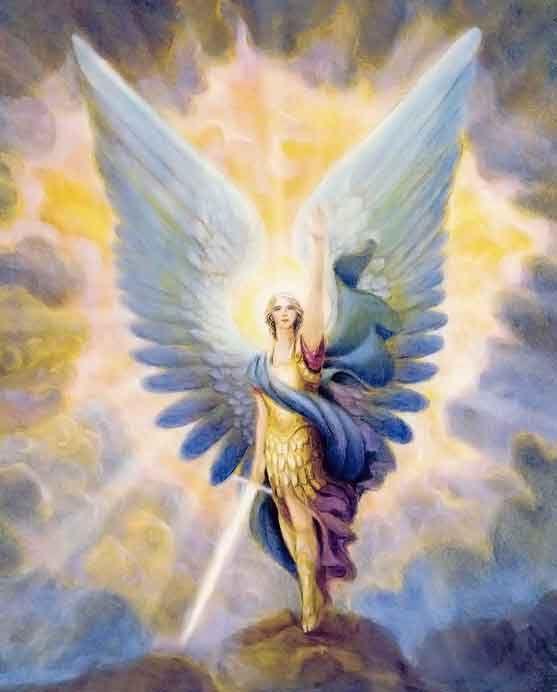 ARCANGELO RAZIEL : il Mago fra gli Angeli