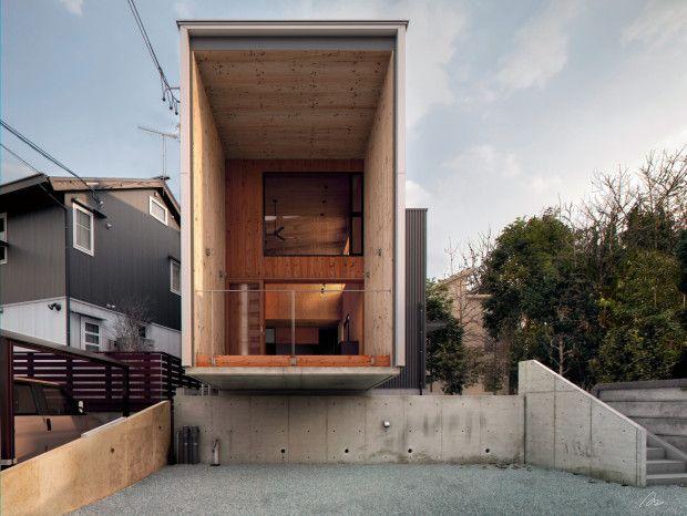Making of Fly Out House 6 de agosto de 2016  A imagem Fly Out House, de Amaury Martins Neto, foi a vencedora do #vmgaleria de julho. Fique com seu making of exclusivo! Introdução  Primeiramente, acho importante ressaltar que este trabalho foi realizado durante o curso Perspectiva Pro da Melies sob o tutoramento do professor Ricardo Eloy, muito obrigado. Dito isto, o projeto Fly Out House da empresa japonesa Tatsuyuki Takagi Architects Associates foi escolhido como objeto de estudo.