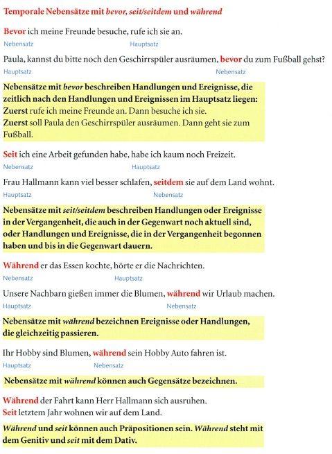 59 besten konektoren und zu weiter bilder auf pinterest deutsch lernen deutsche grammatik. Black Bedroom Furniture Sets. Home Design Ideas