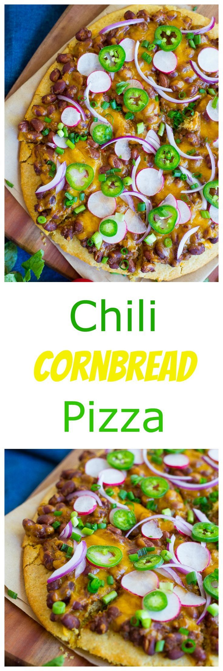 Best 25 best comfort food ideas on pinterest dairy free this chili cornbread pizza combines two of the best comfort foods into one dish perfect forumfinder Image collections