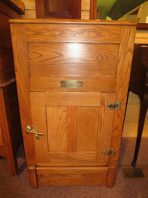 170 Best Images About Old Wood Ice Box On Pinterest