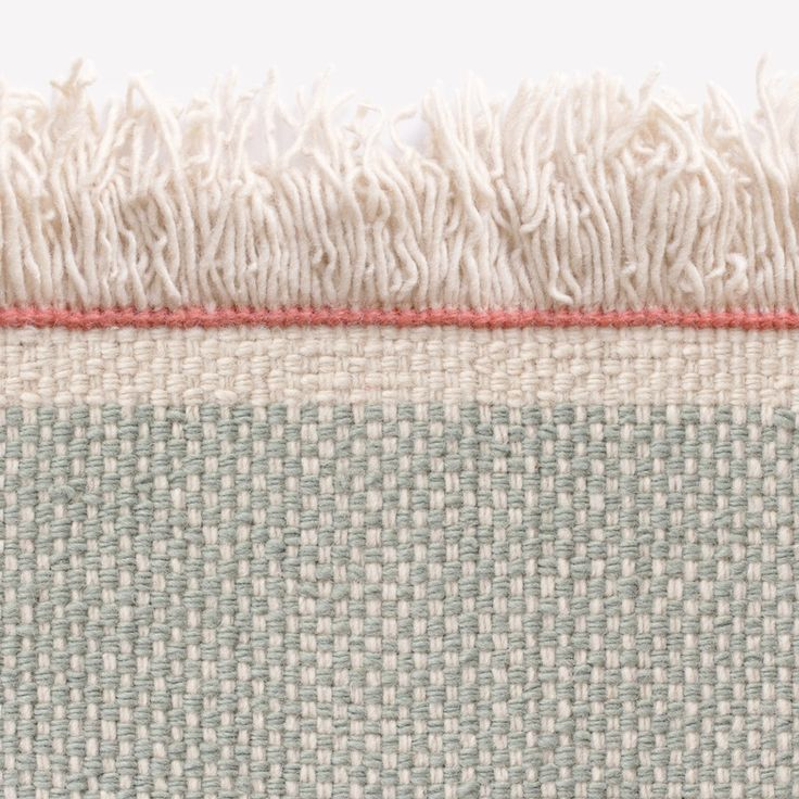 Decor Props -  Rug with Blush tones Duotone by Danskina for Maharam