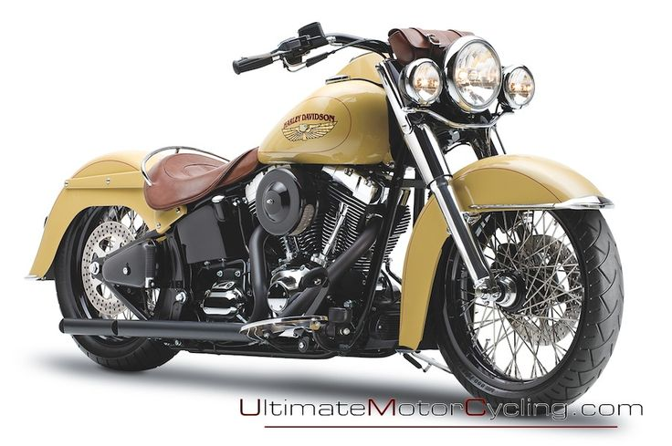 Harley-Davidson Softail Deluxe by Reed | Ultimate Motorcycling