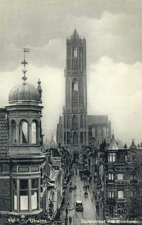 De Zadelstraat te Utrecht 1-1-1920