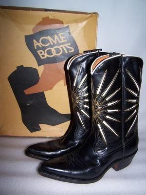 247 best Vintage Cowboy Boots images on Pinterest