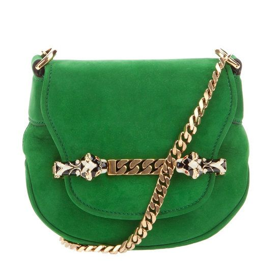 Gucci Chain Detail Bag
