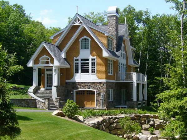 Decorative Stone Homes : Decorative stone for exterior walls photos of the