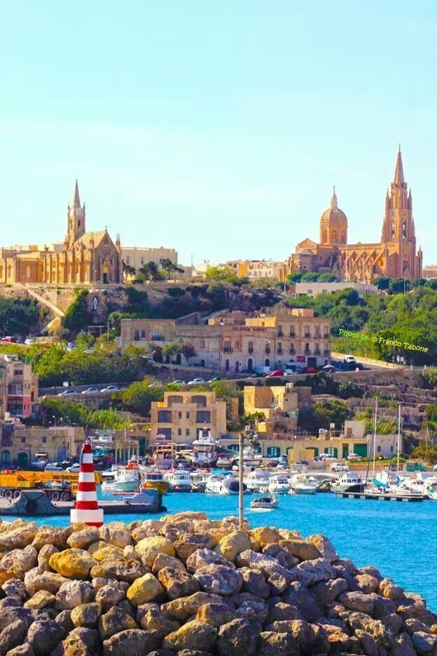 Done! The island of Gozo, Malta