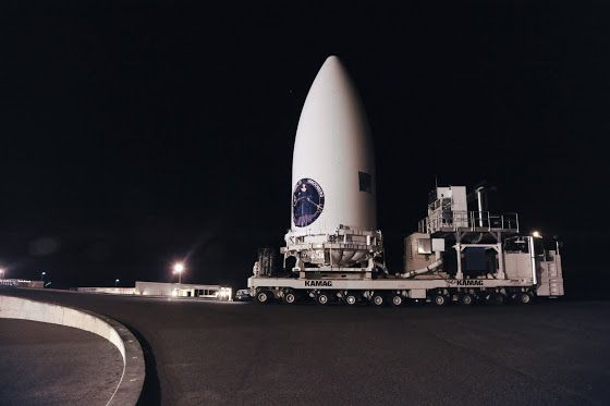Atlas V Rocket to Launch from Vandenberg Air Force Base on Thursday — Weather Permitting