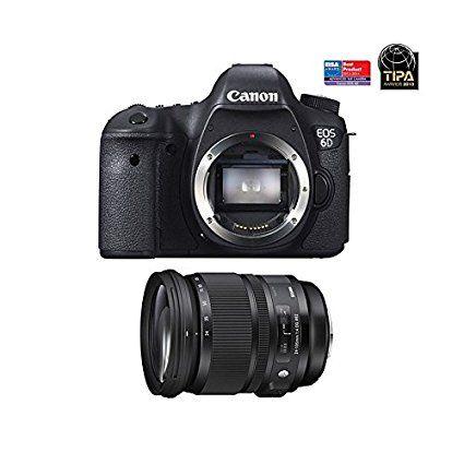 CANON EOS 6D + SIGMA 24-105 ART