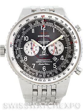 Breitling Navitimer Heritage Left Crown LE Mens Watch A35360