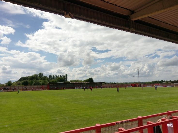 Witton Albion FC 3-1 AFC Liverpool