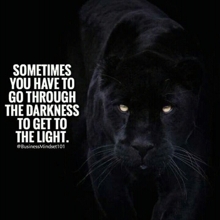 Black Panther Inspirational Quotes
