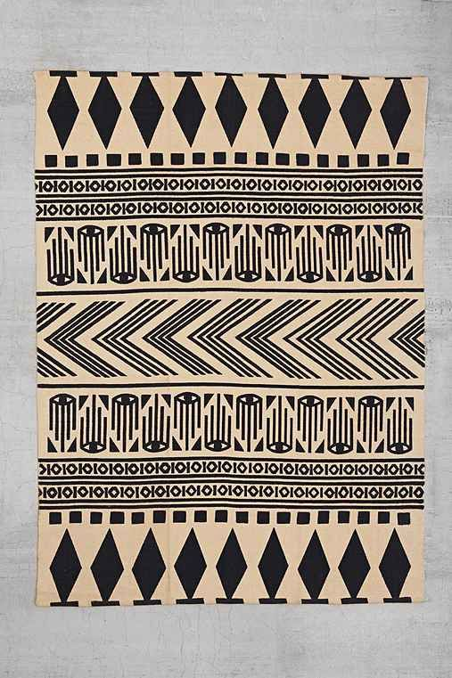 Magical Thinking Geo Eye Rug - Urban Outfitters