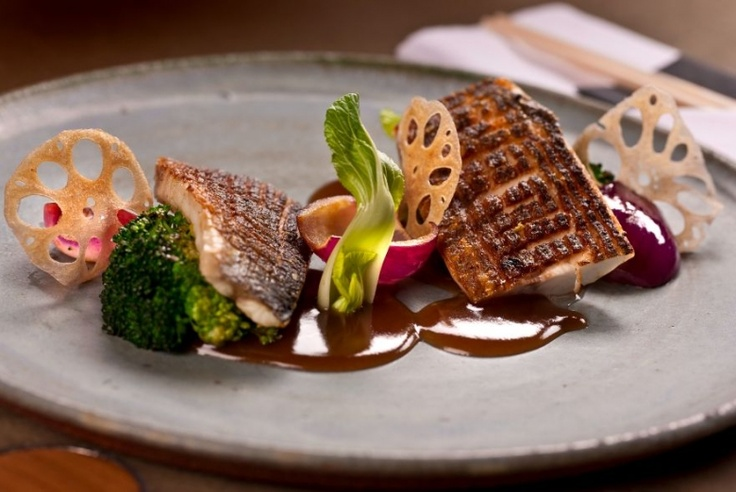 sea bass with tamarind sauce, in FOU ZOO
