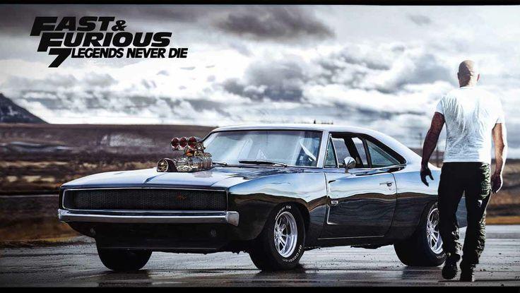 Fast And The Furious Vin Diesel Paul Walker Jason Statham Movie
