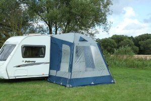 Want an easy up, easy down, lightweight Caravan porch awning that's compact and easy to store? Here you go!