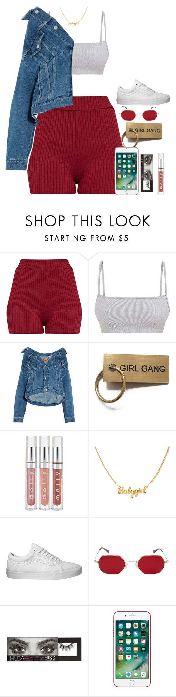 """""""Sept/22/17"""" by codeineweeknds ❤ liked on Polyvore featuring Balenciaga, Vans and Huda Beauty"""