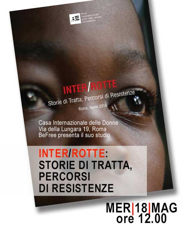 Il Segno delle Donne: Il traffico di esseri umani, soprattutto delle don...