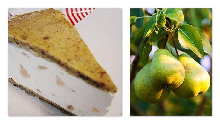 Tort cu ricotta si pere #bestcakeever #hoboscake