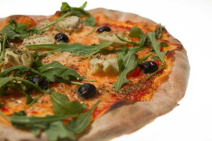 Arty Pizza