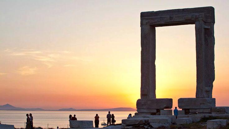 Portara Naxos!