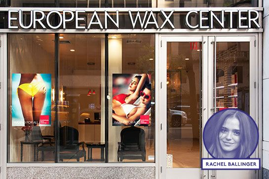 """European Wax Center  """"Fashion Week tends to come so fast — it's like, all of a sudden, it's Christmas, and you haven't bought presents for anyone. I start prepping myself two to three weeks ahead of time, and that includes getting my eyebrows waxed. I like a full brow that's as natural as possible. I used to obsessively tweeze my eyebrows, until they were too far apart, like two tadpoles. I don't know why no one intervened! Now, I trust the experts at European Wax Center to clean things up…"""