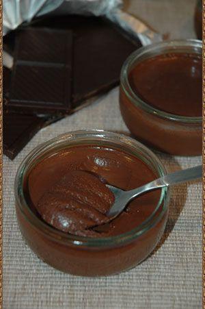 Mus czekoladowy - Nigella Gryzie