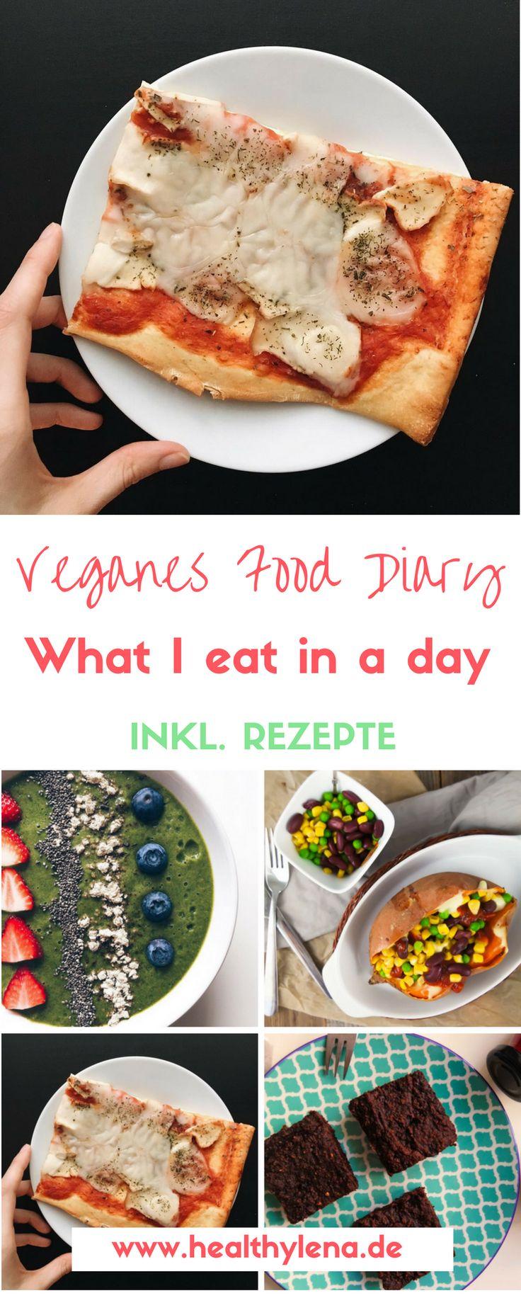 Auch im Oktober präsentiere ich dir wieder ein neues What I eat in a day. In meinem Food Diary 20 habe ich passend zum Schmuddelwetter wieder einige meiner liebsten Comfort Food Gerichte serviert. Natürlich darf da auch Pizza nicht fehlen - inklusive Rezepte!