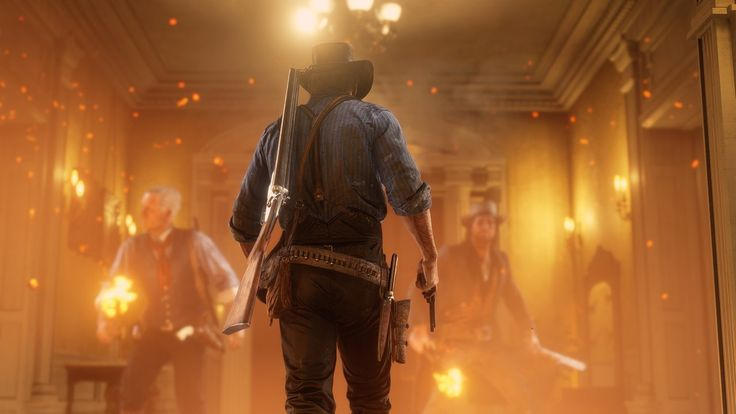 19 Incredible Easter Eggs Found In Red Dead Redemption 2 The World