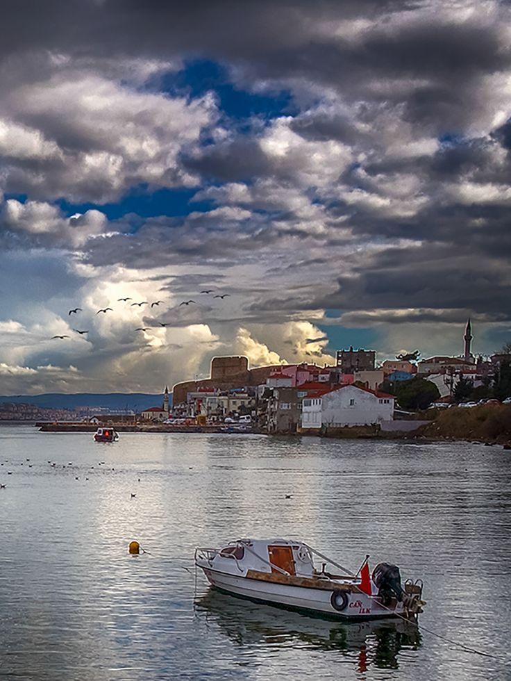 Limandan Kilitbahir Çanakkale