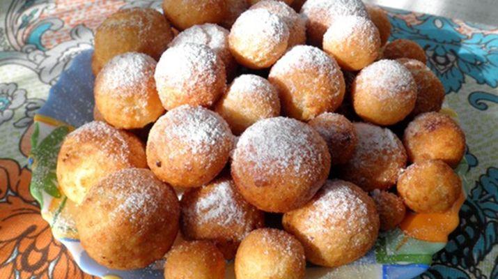 Творожные пончики — незабываемый вкус детства!