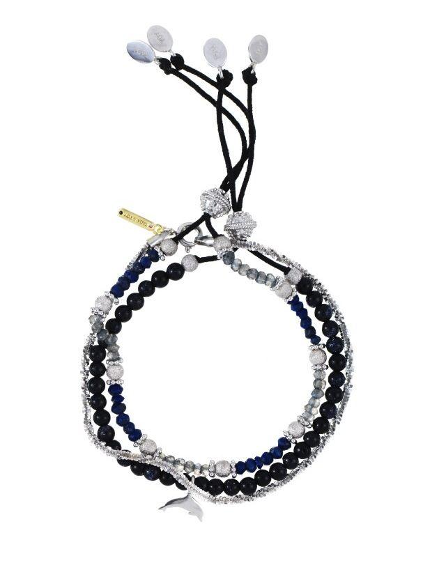 Marine bunch of Bracelets - Tada & Toy