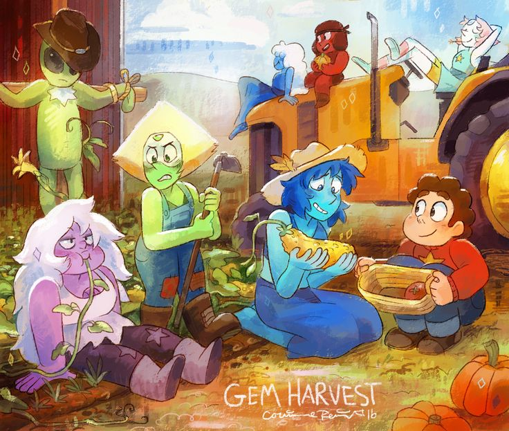 newest submissions : stevenuniverse