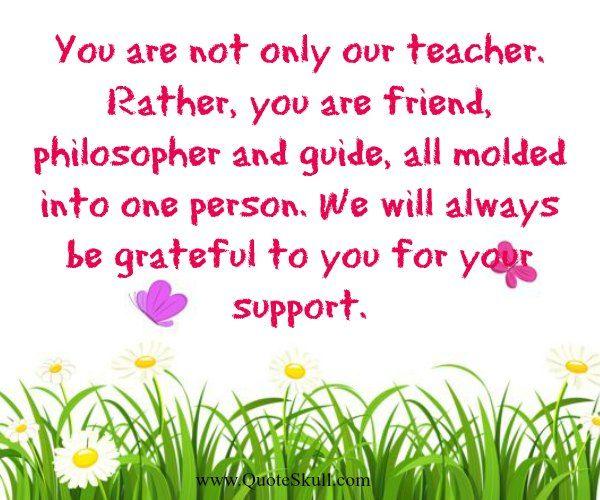 13 best best teachers quotes images on pinterest message for teachers day m4hsunfo