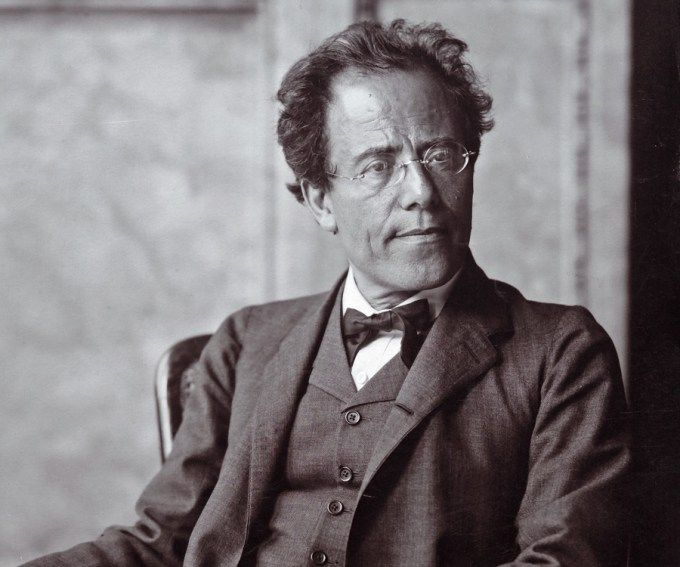 """I could sense the bliss that springs from love when one loves with total conviction and knows one's love to be reciprocated.""   Gustav Mahler, 1902"