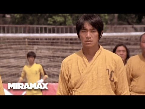 Transcendence in Shaolin Soccer - YouTube