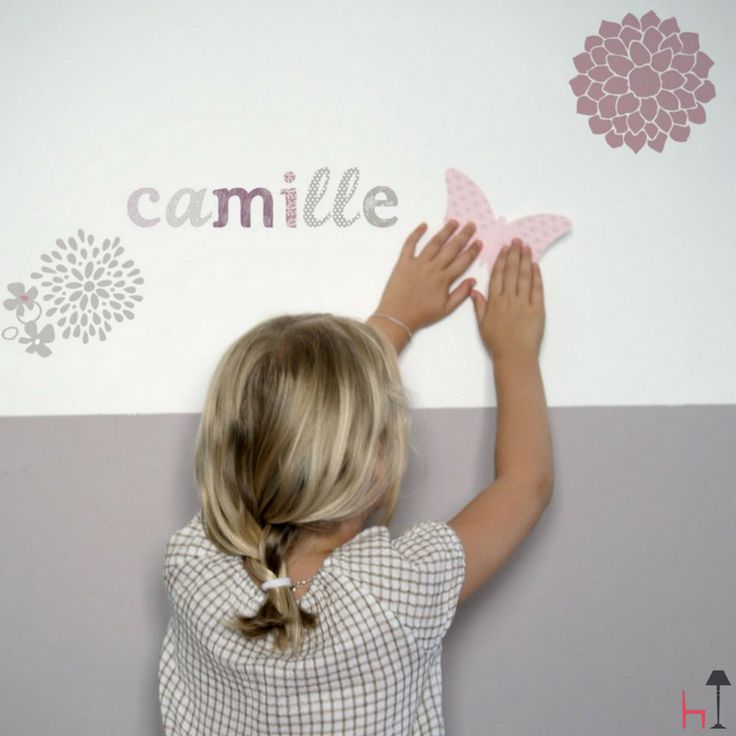 Combine these romantic stickers to form your child's name or any other word you desire!