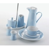 """Arzberg""""Tric Dinnerware Collection in Light Blue"""