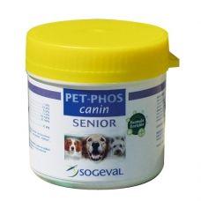 PET – PHOS SPECIAL CHIEN AGE Supliment dietetic pentru câini bătrâni....