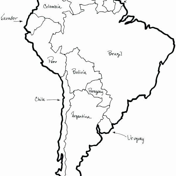 28 El Salvador Flag Coloring Page South America Map Latin