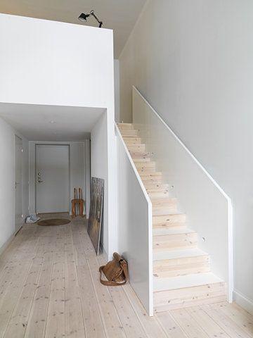 Loft idea for a bedroom