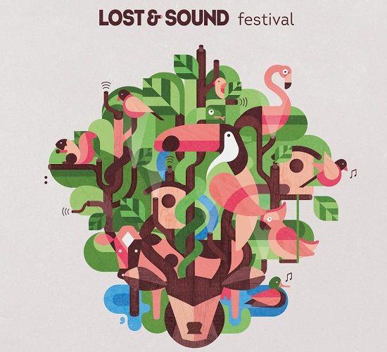 LOST & SOUND FESTIVAL: ELEKTRONISCHE MUZIEK EN CULTUUR