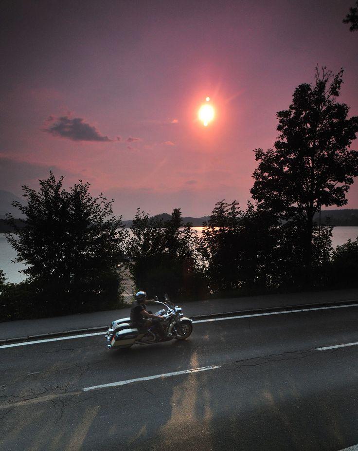 Harley/Faaker See