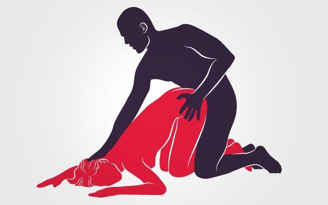 Iniciante, intermediário e avançado: veja as melhores posições para o sexo anal - Amor e Sexo - iG
