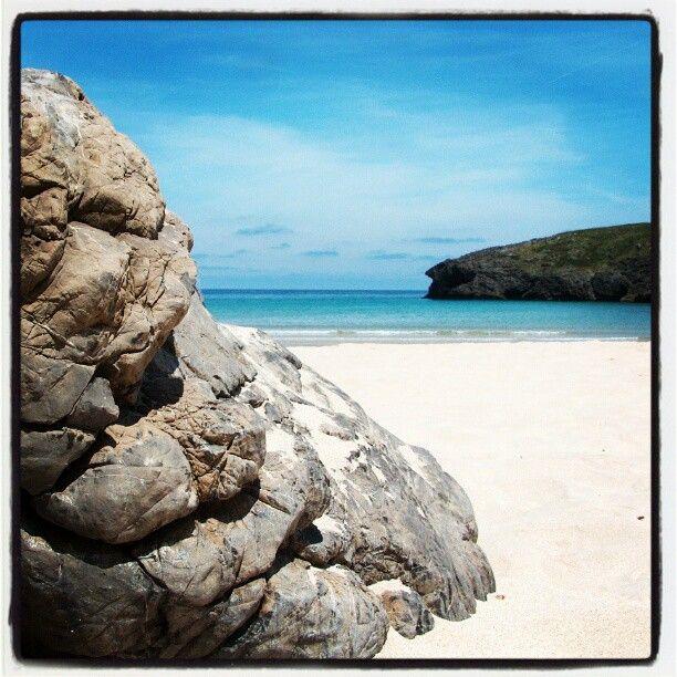 Playa de barro, Llanes.  victorhaces